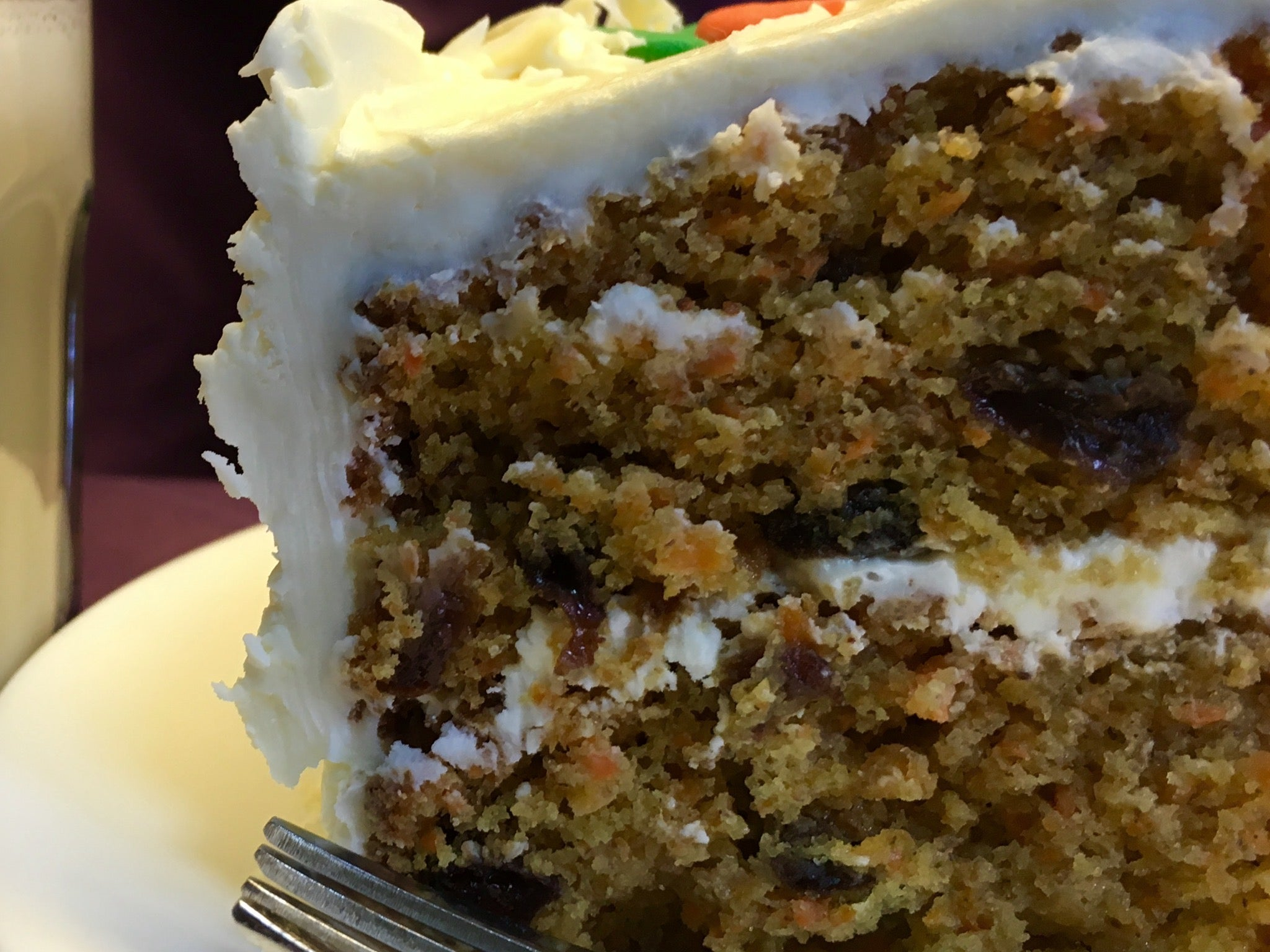 Carefree Carrot Cake