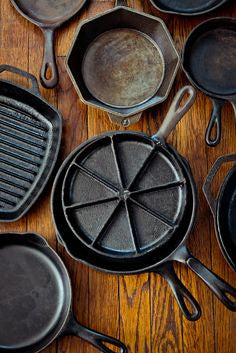 Why Cast Iron?