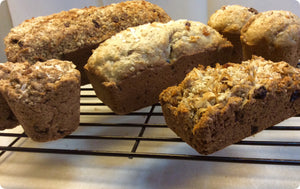 Coconut Raisin Bread