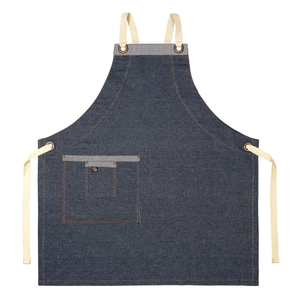 Koda Stilwell Full Bib Apron (Denim)