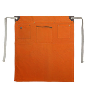 Koda Renwood Euro Bistro Apron (Sweet Potato)