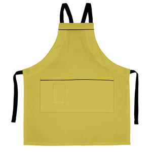 Koda Aspen Full Bib Apron (Honey)