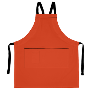 Koda Aspen Full Bib Apron (Sweet Potato)