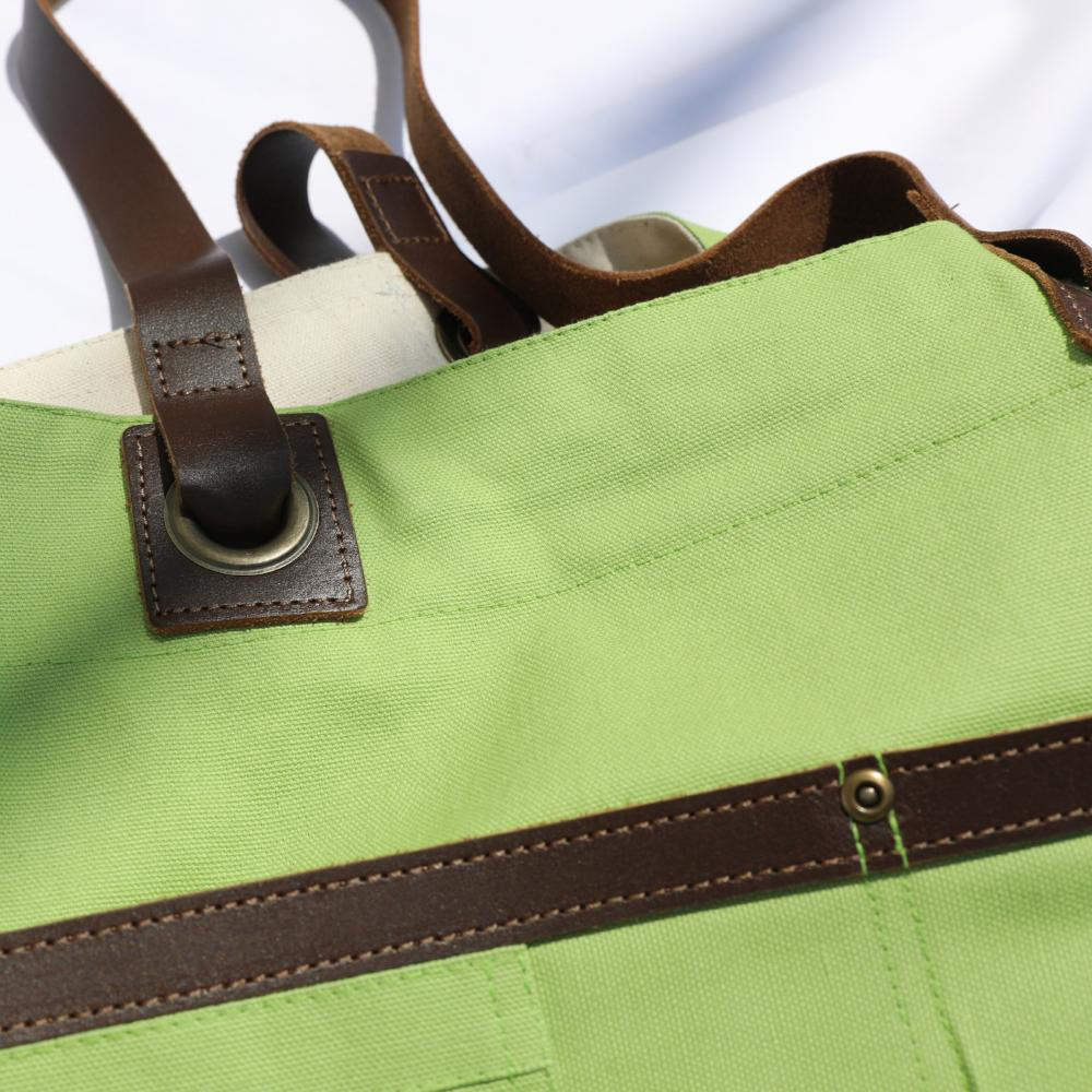 Koda Austell Canvas Bag (Avocado)