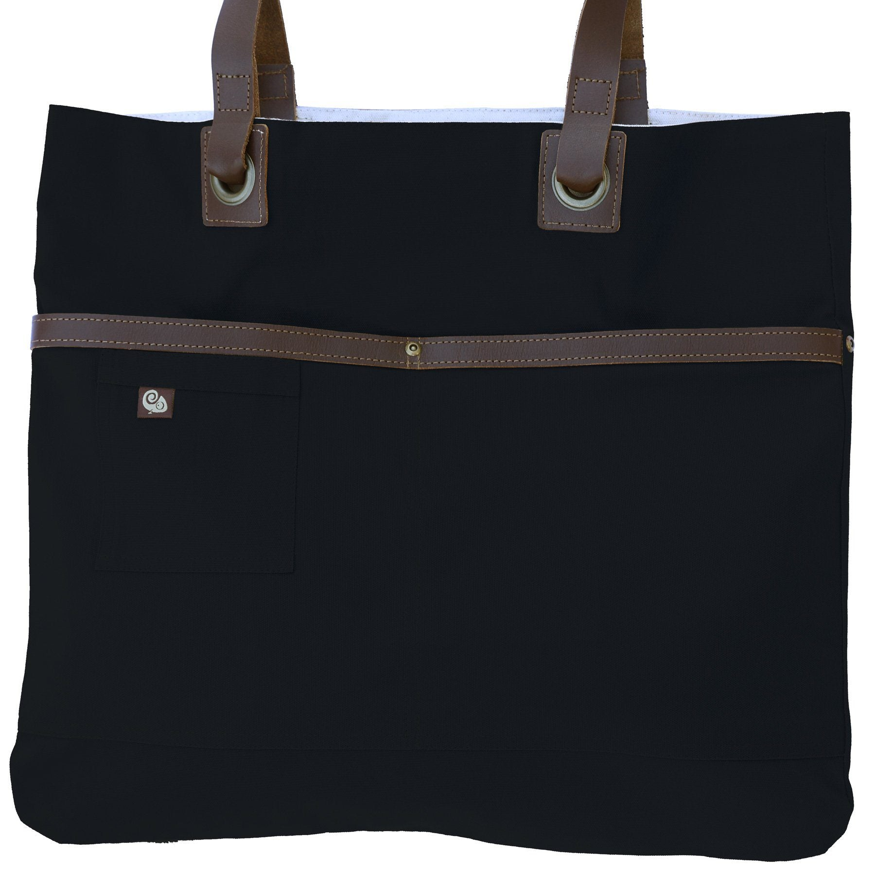 Koda Austell Canvas Bag (Black)