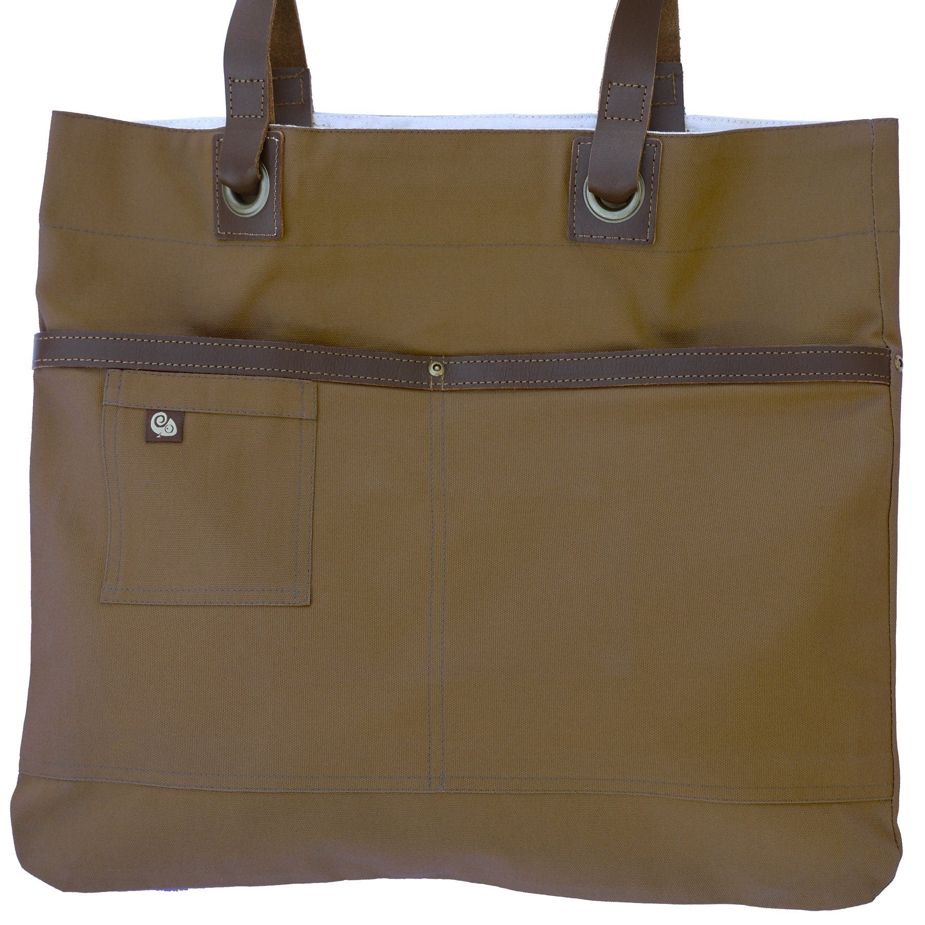 Koda Austell Canvas Bag (Caramel)