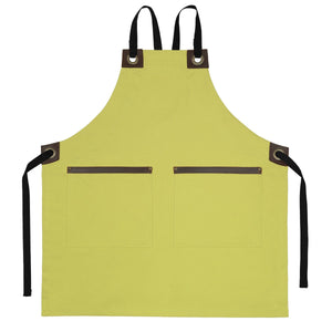 Koda Hawthorn Full Bib Apron (Honey)