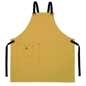 Koda Stilwell Full Bib Apron (Gold)