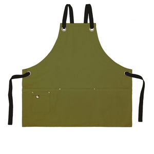 Koda Stilwell Fold-Up Bib Apron (Fern)