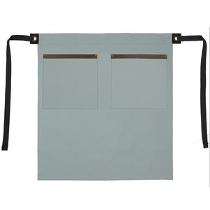 Koda Hawthorn Euro Bistro Apron (Light Grey)
