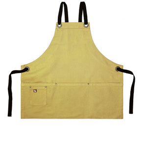 Koda Stilwell Fold-Up Bib Apron (Honey)