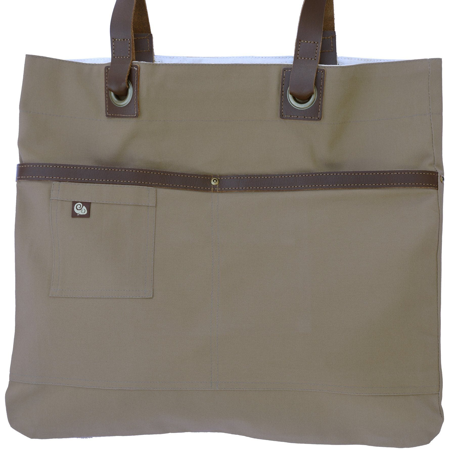 Koda Austell Canvas Bag (Khaki)