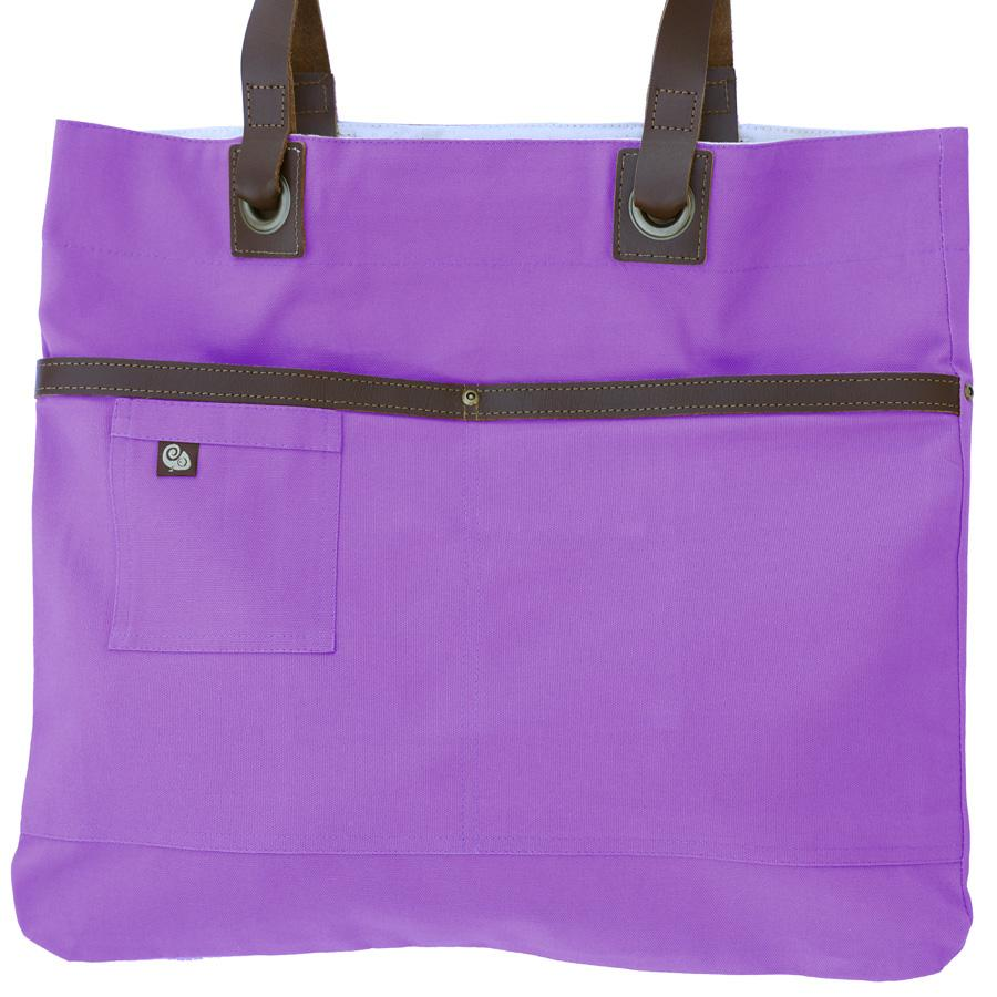 Koda Austell Canvas Bag (Lavender)