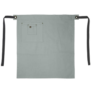 Koda Stilwell Euro Bistro Apron (Light Grey)