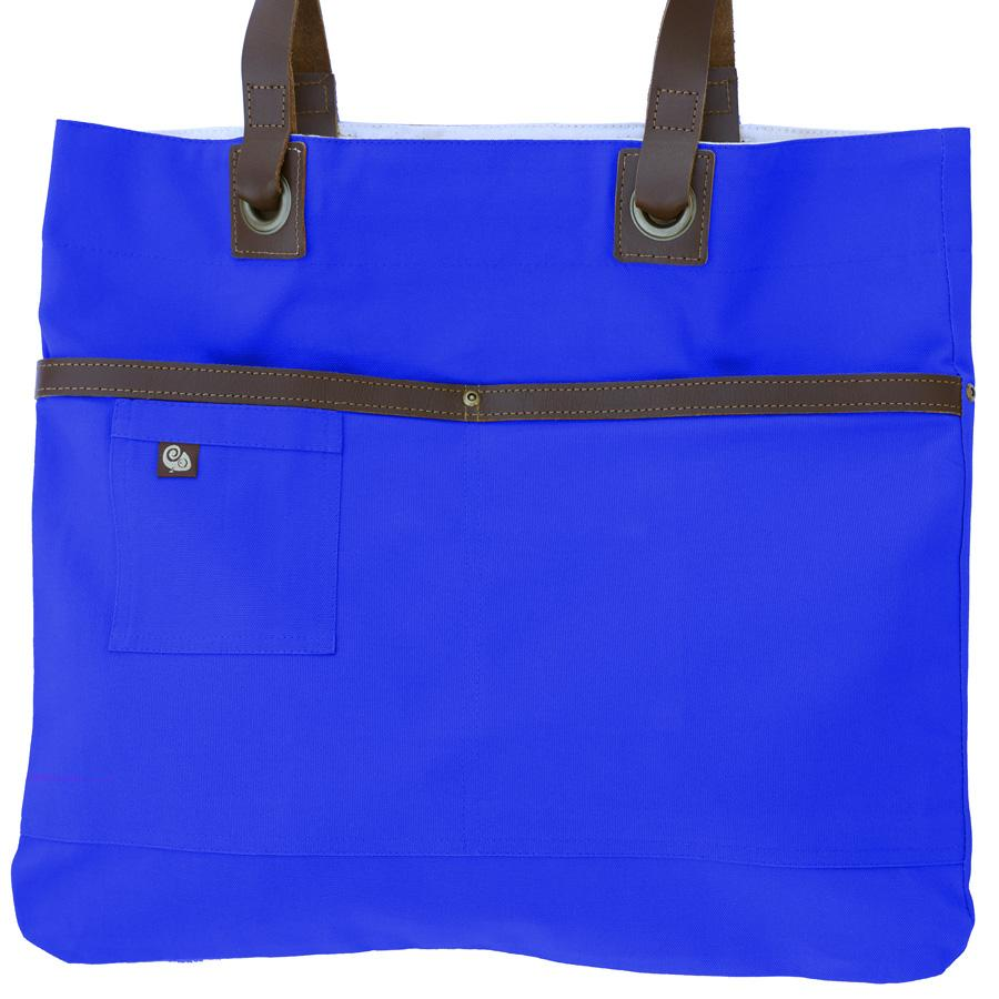 Koda Austell Canvas Bag (Marine Blue)