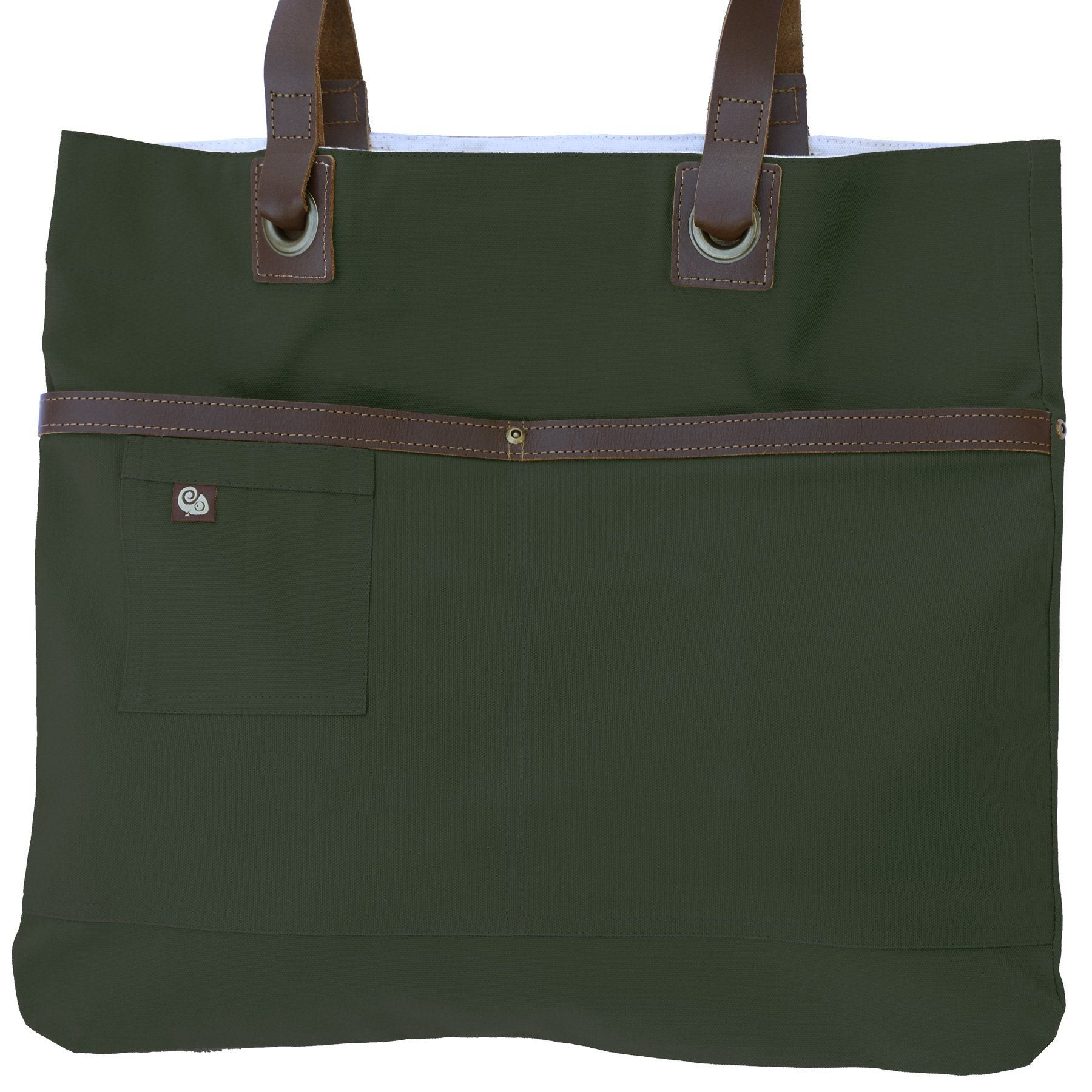 Koda Austell Canvas Bag (Moss)