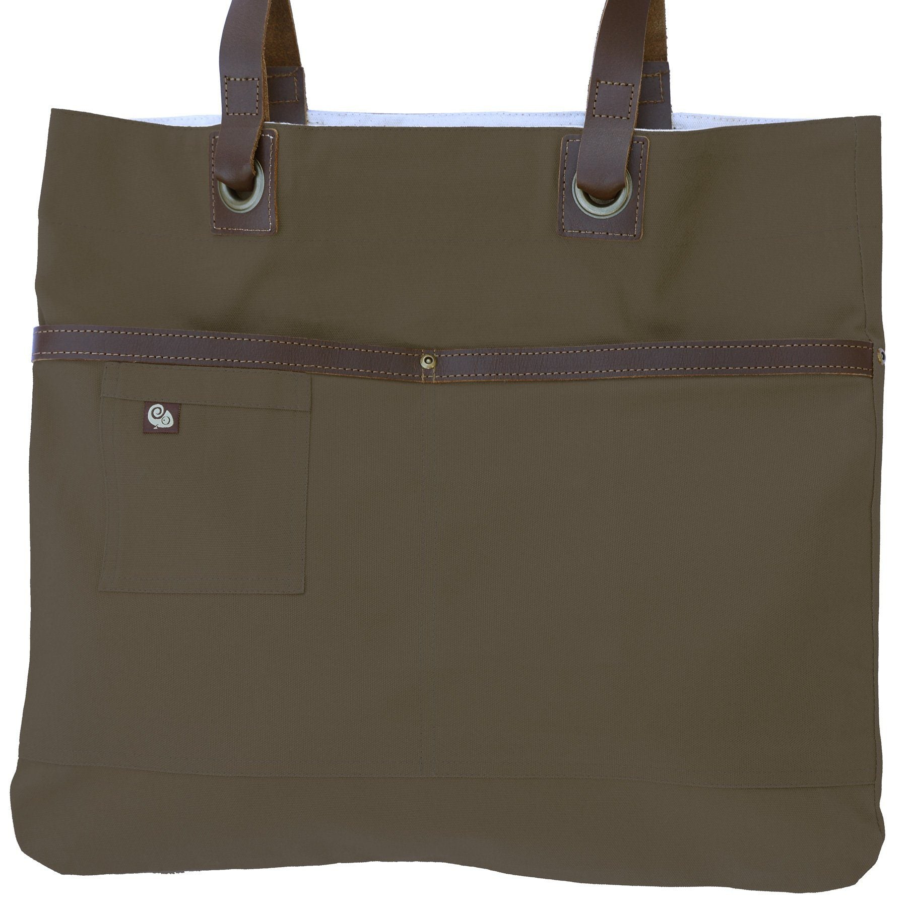Koda Austell Canvas Bag (Tobacco)