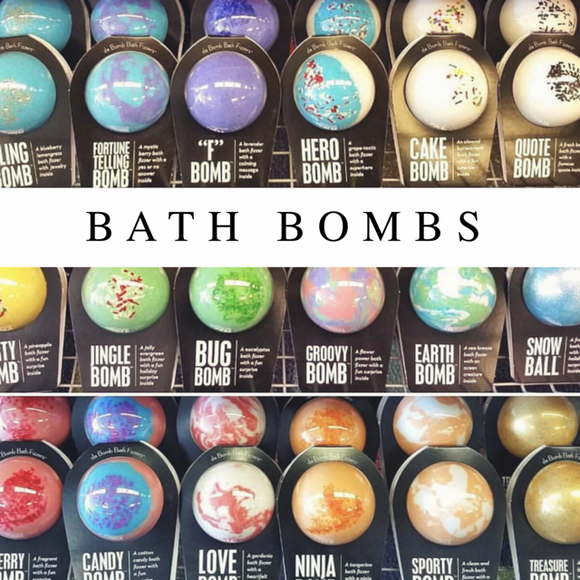 Bath Bombs