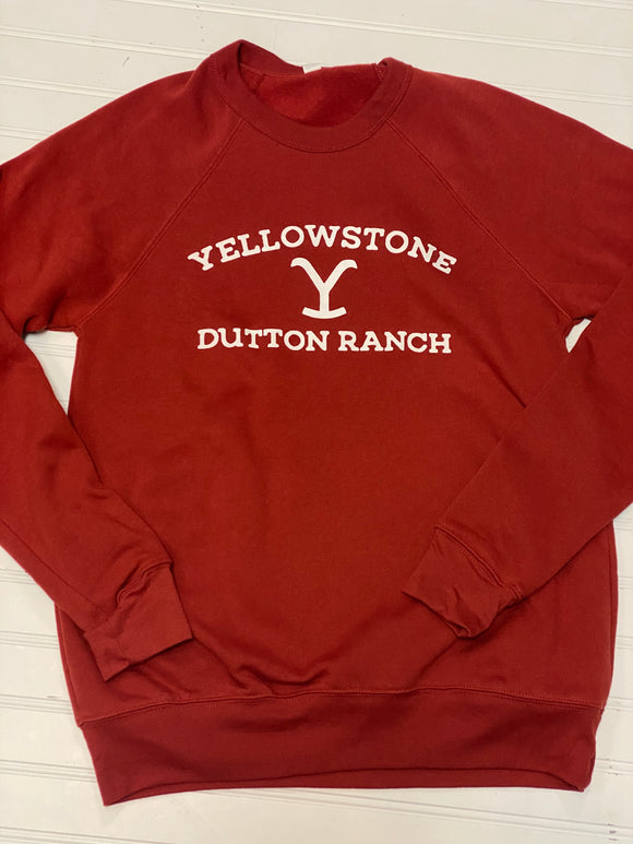 Yellowstone Dutton Ranch Sweatshirt