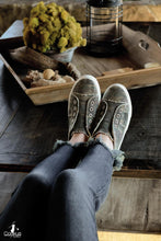 Load image into Gallery viewer, Corkys Babalu Camo Sneaker