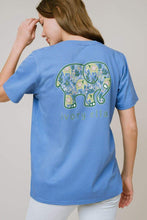 Load image into Gallery viewer, Ivory Ella Prairie Elephants Tee