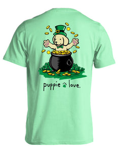 Puppie Love Pot of Gold Pup