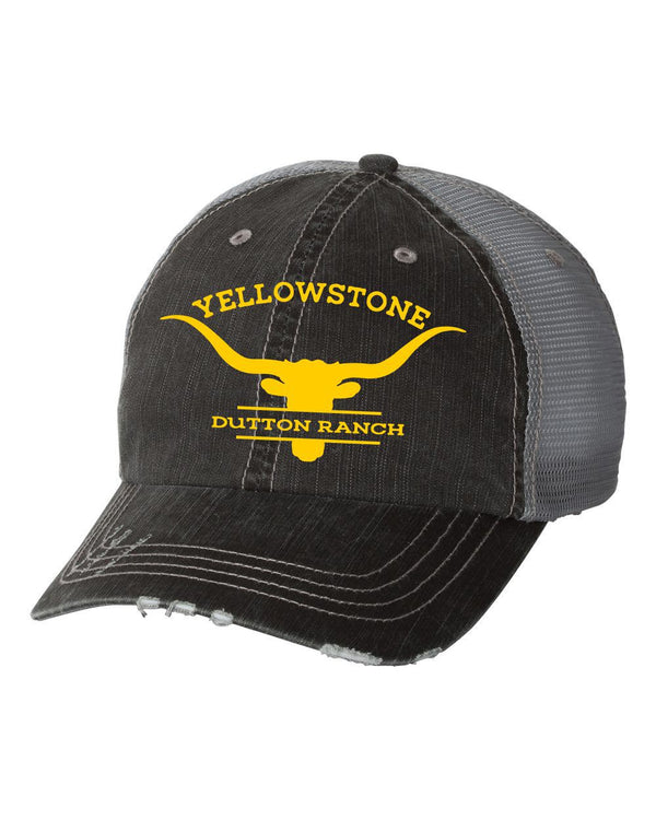 Yellowstone Longhorn Hat