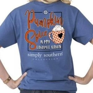 Simply Southern Pumpkin Spice Tee