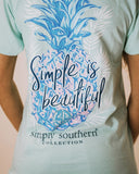 Simply Southern Simple is Beautiful Tee