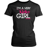 SistaTV's I'm a Very Kinky Girl Shirt Natural Hair Shirt Plus Size Shirts