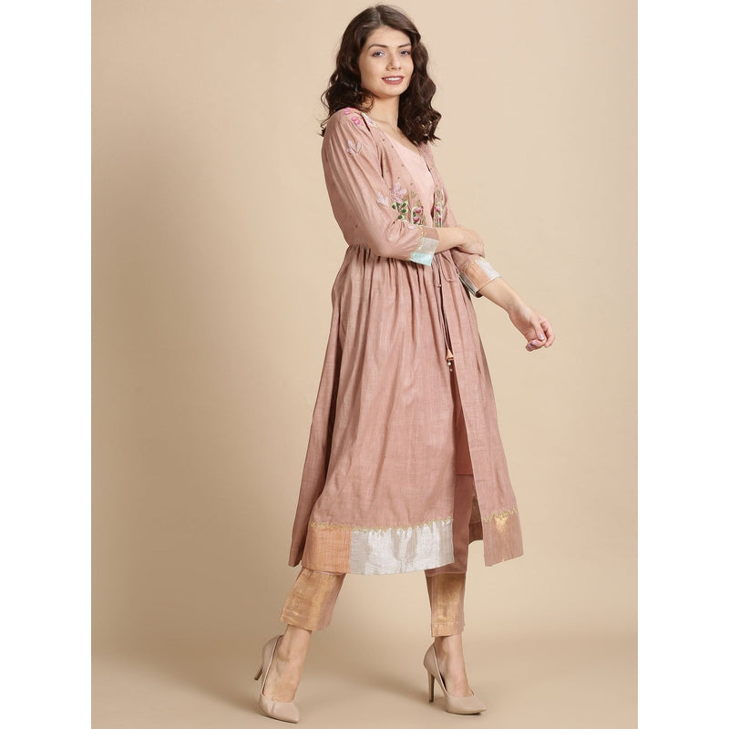 """Pacific"" Khadi Cotton Men's Shirt"