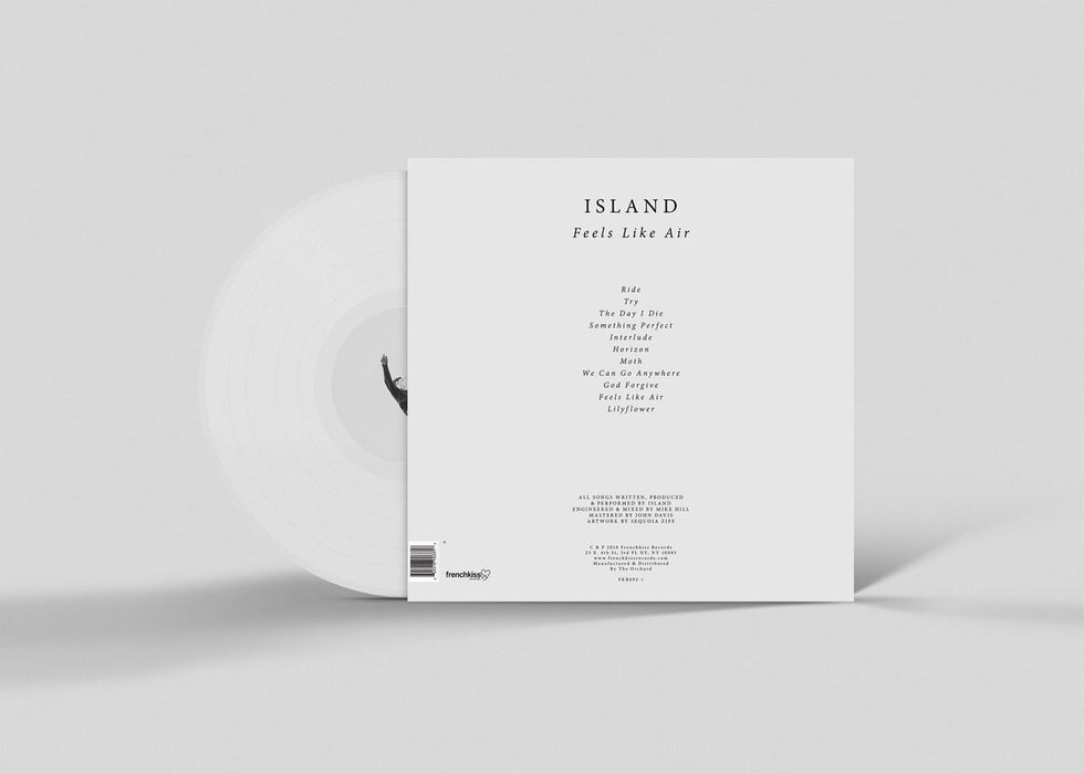 ISLAND - Feels Like Air - Records - Record Culture