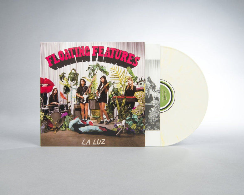La Luz - Floating Features - Records - Record Culture
