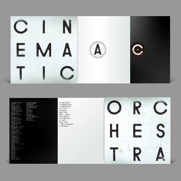 To Believe Records The Cinematic Orchestra