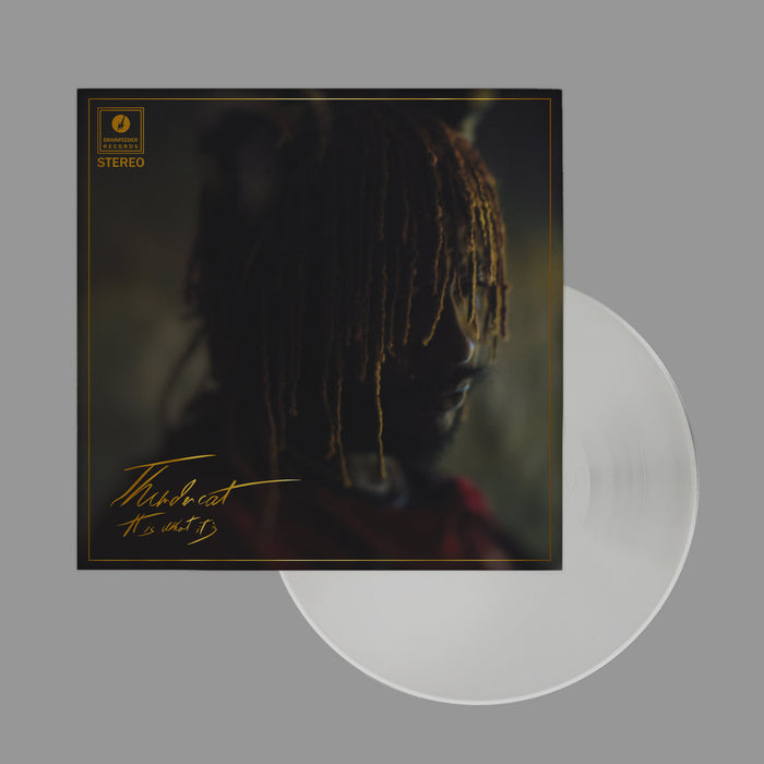 Thundercat It Is What It Is clear vinyl