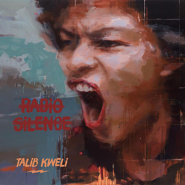 Talib Kweli - Radio Silence - Records - Record Culture