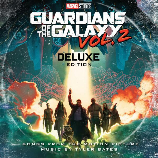 Various Artists - Guardians Of The Galaxy Vol. 2 - Deluxe Edition - Records - Record Culture