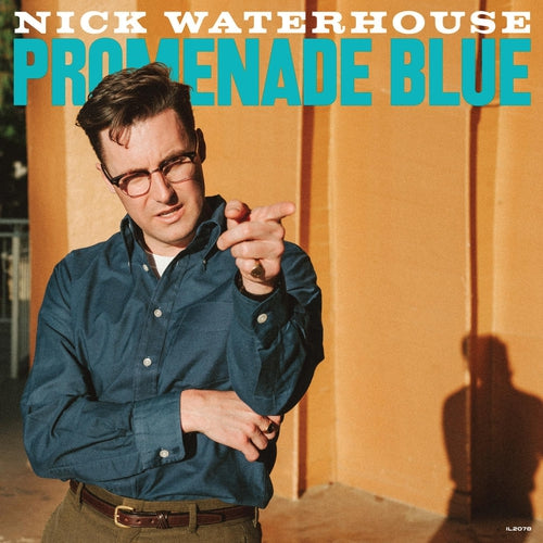 Nick Waterhouse Promenade Blue vinyl