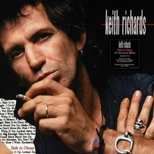Talk Is Cheap (2019 Reissue) Records Keith Richards