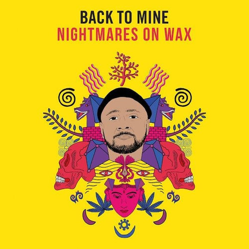 Nightmares On Wax - Back To Mine - Nightmares On Wax - Records - Record Culture