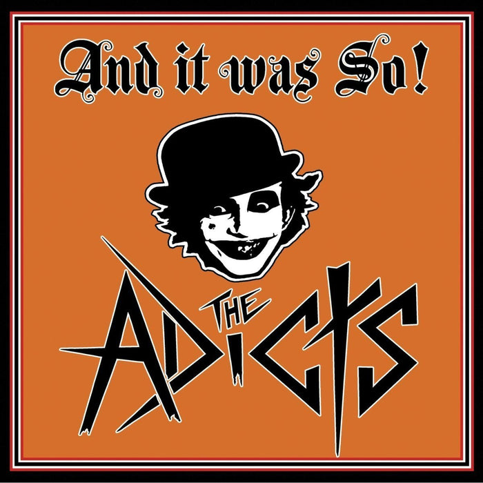 Adicts, The - And It Was So! - Records - Record Culture