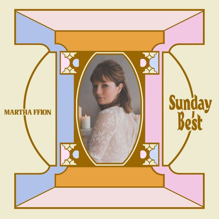 Martha Ffion - Sunday Best - Records - KIQ New Music Store