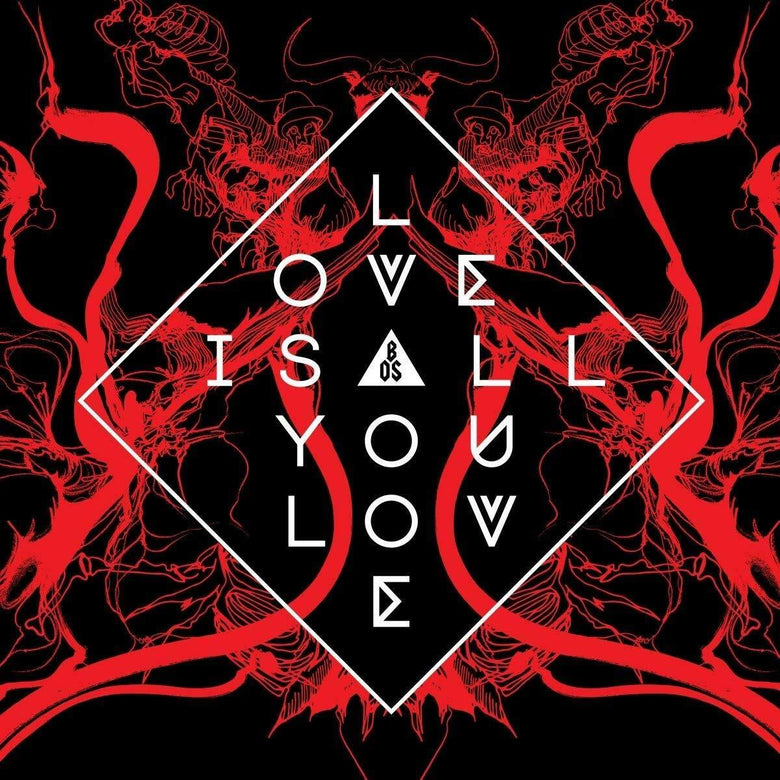 Band Of Skulls - Love Is All You Love - Records - Record Culture