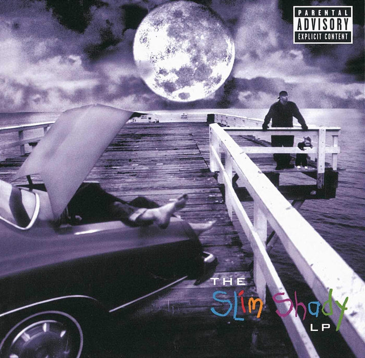 The Slim Shady LP Records Eminem