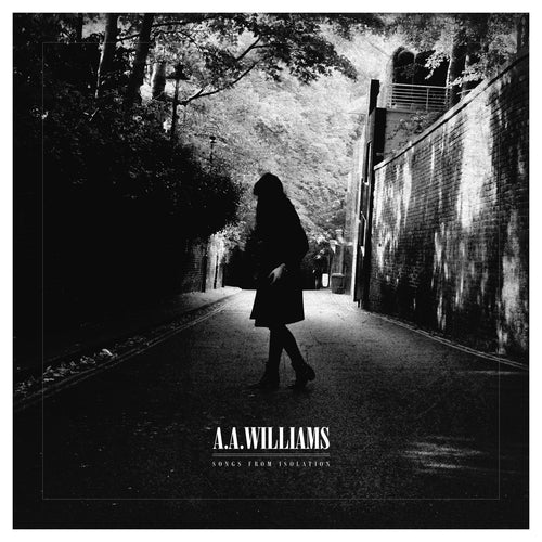 A A Williams-Songs From Isolation-Vinyl
