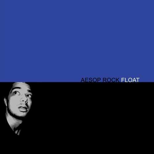 Aesop Rock Float blue vinyl