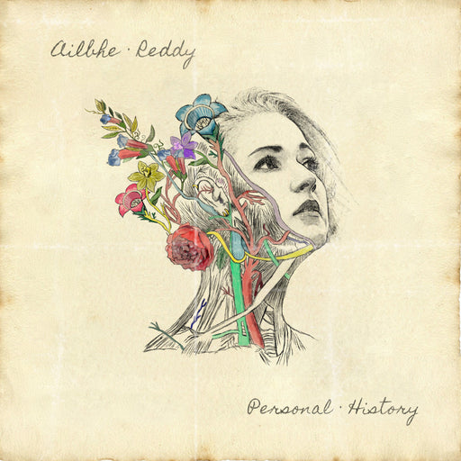 Ailbhe Reddy Personal History vinyl