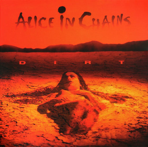 Alice In Chains Dirt vinyl