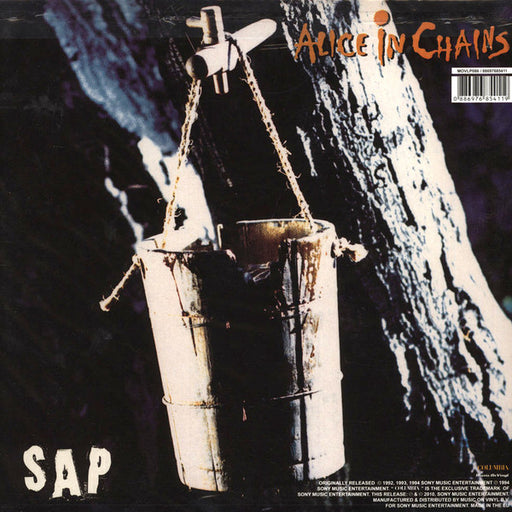 Alice In Chains Jar Of Flies Sap vinyl