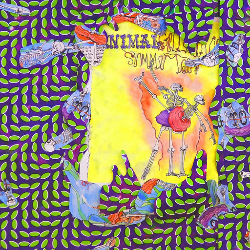 Animal Collective Ballet Slippers vinyl